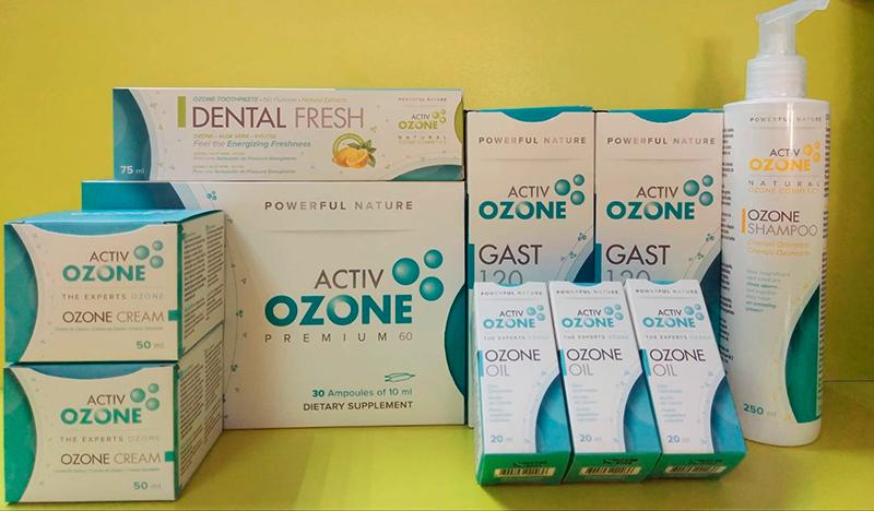 Activo Ozone